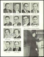 1966 Central Catholic High School Yearbook Page 20 & 21