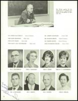 1966 Central Catholic High School Yearbook Page 22 & 23