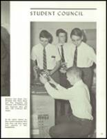 1966 Central Catholic High School Yearbook Page 26 & 27