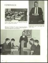 1966 Central Catholic High School Yearbook Page 28 & 29
