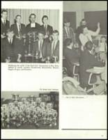 1966 Central Catholic High School Yearbook Page 30 & 31