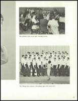 1966 Central Catholic High School Yearbook Page 42 & 43
