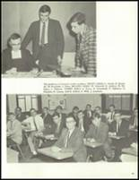 1966 Central Catholic High School Yearbook Page 48 & 49