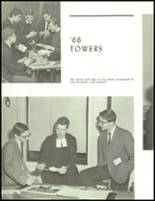 1966 Central Catholic High School Yearbook Page 50 & 51