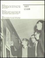 1966 Central Catholic High School Yearbook Page 52 & 53