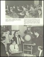 1966 Central Catholic High School Yearbook Page 56 & 57
