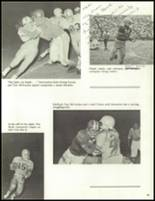 1966 Central Catholic High School Yearbook Page 62 & 63
