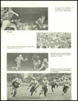 1966 Central Catholic High School Yearbook Page 66 & 67