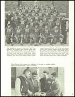 1966 Central Catholic High School Yearbook Page 68 & 69