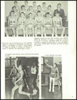 1966 Central Catholic High School Yearbook Page 76 & 77