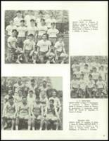 1966 Central Catholic High School Yearbook Page 80 & 81