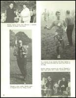1966 Central Catholic High School Yearbook Page 84 & 85