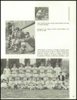 1966 Central Catholic High School Yearbook Page 88 & 89