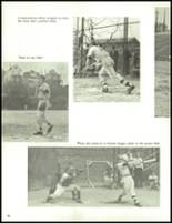 1966 Central Catholic High School Yearbook Page 90 & 91