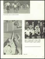 1966 Central Catholic High School Yearbook Page 98 & 99