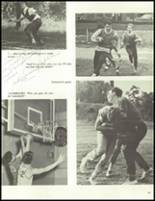 1966 Central Catholic High School Yearbook Page 102 & 103