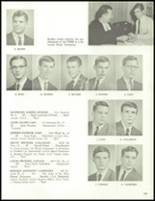 1966 Central Catholic High School Yearbook Page 112 & 113