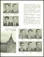 1966 Central Catholic High School Yearbook Page 118 & 119
