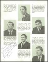 1966 Central Catholic High School Yearbook Page 120 & 121