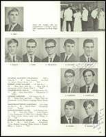 1966 Central Catholic High School Yearbook Page 122 & 123