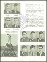 1966 Central Catholic High School Yearbook Page 124 & 125