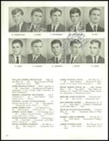 1966 Central Catholic High School Yearbook Page 126 & 127