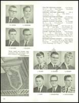 1966 Central Catholic High School Yearbook Page 128 & 129