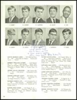 1966 Central Catholic High School Yearbook Page 130 & 131