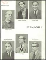 1966 Central Catholic High School Yearbook Page 132 & 133