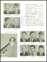 1966 Central Catholic High School Yearbook Page 134 & 135