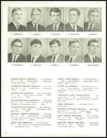 1966 Central Catholic High School Yearbook Page 136 & 137