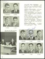 1966 Central Catholic High School Yearbook Page 142 & 143