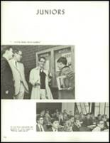 1966 Central Catholic High School Yearbook Page 154 & 155