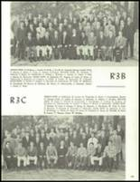 1966 Central Catholic High School Yearbook Page 156 & 157