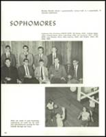 1966 Central Catholic High School Yearbook Page 164 & 165