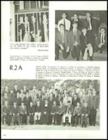 1966 Central Catholic High School Yearbook Page 166 & 167