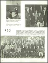 1966 Central Catholic High School Yearbook Page 170 & 171