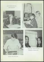 1972 Eula High School Yearbook Page 12 & 13
