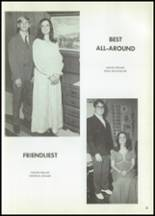 1972 Eula High School Yearbook Page 14 & 15