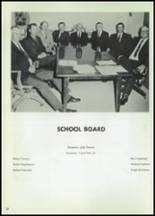 1972 Eula High School Yearbook Page 22 & 23