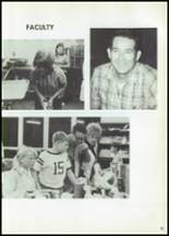1972 Eula High School Yearbook Page 24 & 25