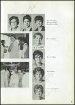 1972 Eula High School Yearbook Page 26 & 27