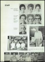 1972 Eula High School Yearbook Page 28 & 29