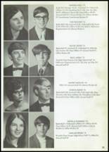 1972 Eula High School Yearbook Page 32 & 33
