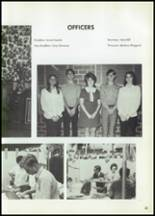 1972 Eula High School Yearbook Page 36 & 37