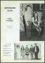 1972 Eula High School Yearbook Page 40 & 41