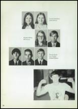 1972 Eula High School Yearbook Page 42 & 43