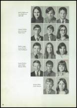1972 Eula High School Yearbook Page 46 & 47
