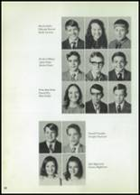 1972 Eula High School Yearbook Page 52 & 53
