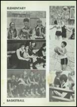 1972 Eula High School Yearbook Page 54 & 55